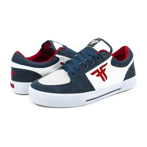 TÊNIS FALLEN PATRIOT VULC NAVY/WHITE/RED - Matriz Skate Shop