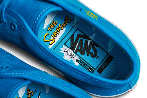 TÊNIS VANS THE SIMPSONS X VANS BART CHUKKA PRO SHOES - Matriz Skate Shop