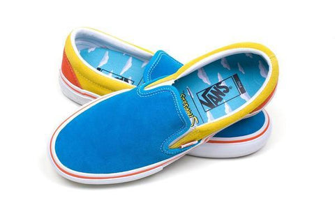 TÊNIS VANS THE SIMPSONS X VANS SLIP-ON PRO - Matriz Skate Shop