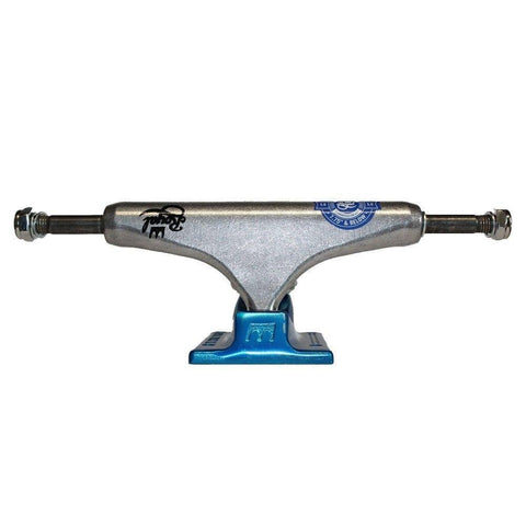 TRUCK ROYAL RAW/COLORS 5.25 - AZUL - Matriz Skate Shop