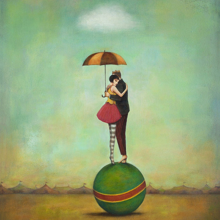 Circus Romance By Duy Huynh - Mail Order Art