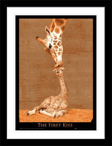 First Kiss (3D) By Ron D'Raine - Mail Order Art