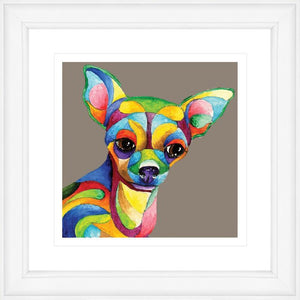 Chihuahua By Sherry Shipley - Mail Order Art