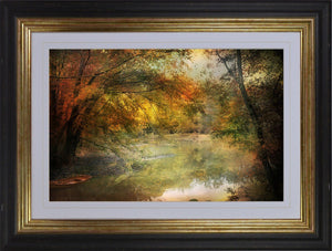 Autumn Dream By John Rivera - Mail Order Art