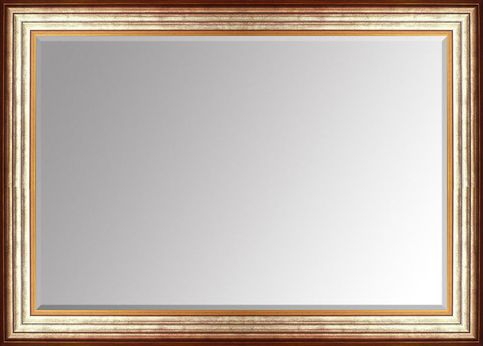 "Hexham Copper Mirror (42"" x 30"")"
