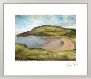 Dunree Beach, Inishowen By Spires Studio - Mail Order Art