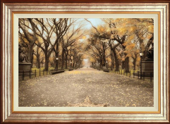 Central Park By Timothy Wampler - Mail Order Art
