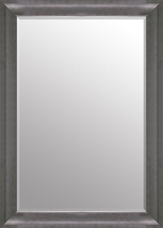 "Hammer Grey Mirror (42"" x 30"")"