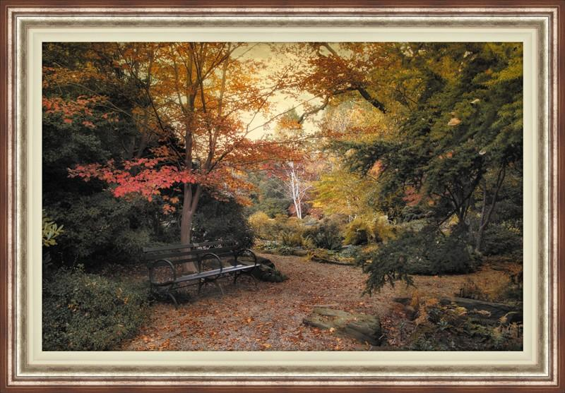 Formal Garden, Central Park By Jessica Jenney - Mail Order Art
