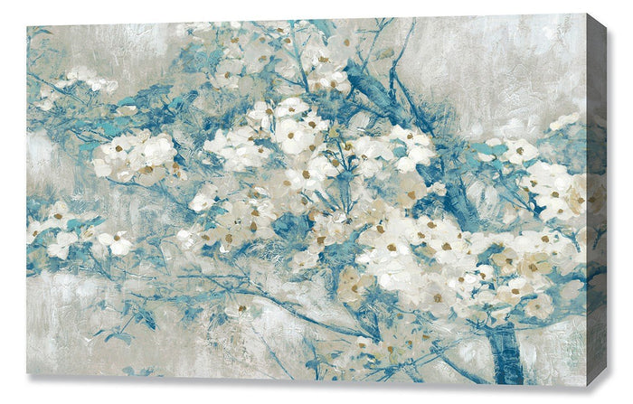 Dogwood Blooms By Edward Selkirk - Mail Order Art