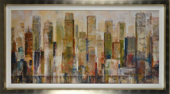 City Limits By Georges Generali - Mail Order Art