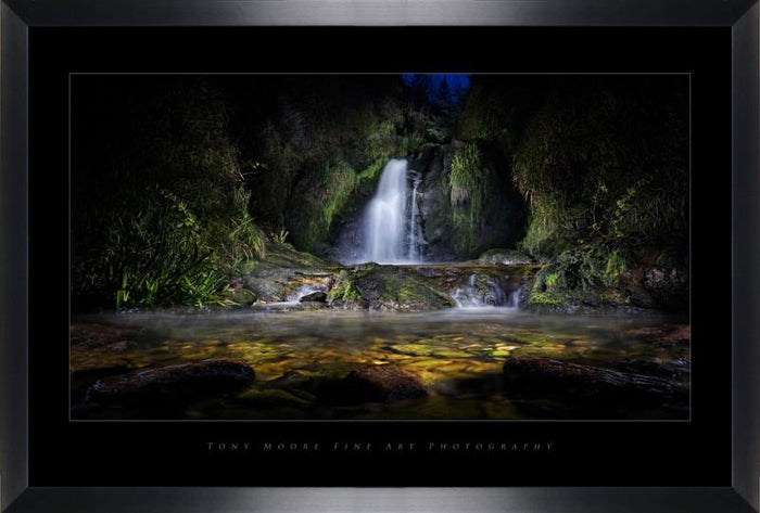 Gortin Glens (Small) By Tony Moore