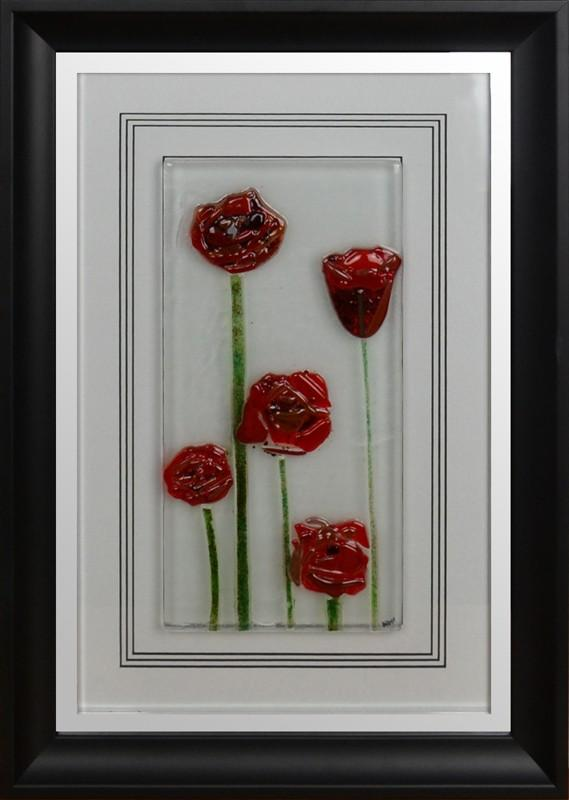 Art Deco Rroses By Natasha McCullough - Mail Order Art