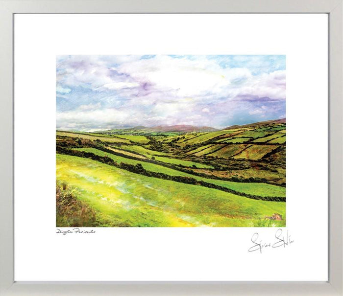 Dingle Peninsula By Spires Studio - Mail Order Art