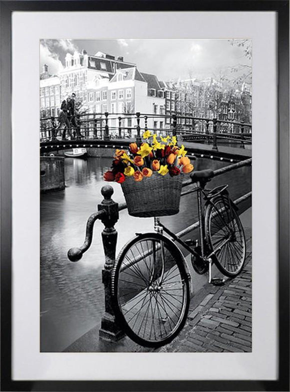 Amsterdam Bike - Mail Order Art