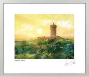 Doonagore Castle By Spires Studio - Mail Order Art