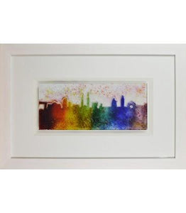 Belfast Rainbow By Spires Studio - Mail Order Art