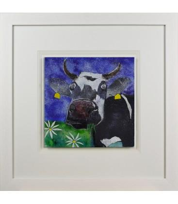 Cow By Spires Studio - Mail Order Art
