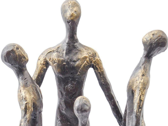 Family Unity Sculpture - Mail Order Art