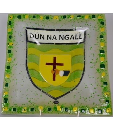 Donegal (Dún na nGall) GAA Bowl By Spires Studio - Mail Order Art