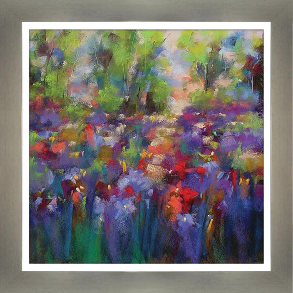 Among The Wild Flowers By Anne Kindl - Mail Order Art