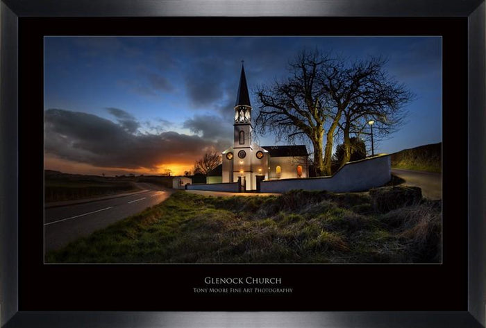 Glenock Church (St Egenes) (Small) By Tony Moore