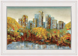 Central Park By Carmen Dolce - Mail Order Art