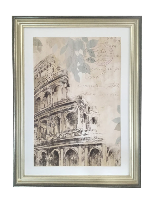 Architectural Study I- - Mail Order Art