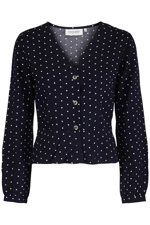 Bella Blouse dot