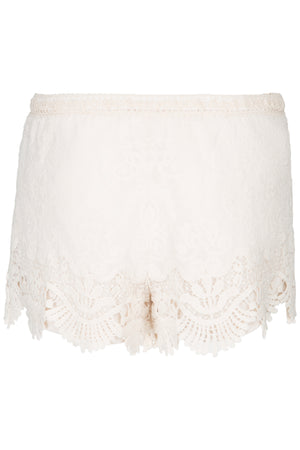 Broidery Lace Short