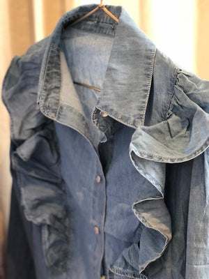 Lou denim shirt