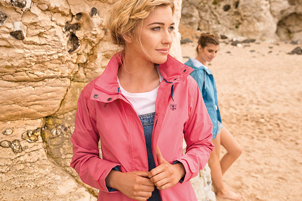 Women's Beachcomber Jacket. New for Spring Summer 18