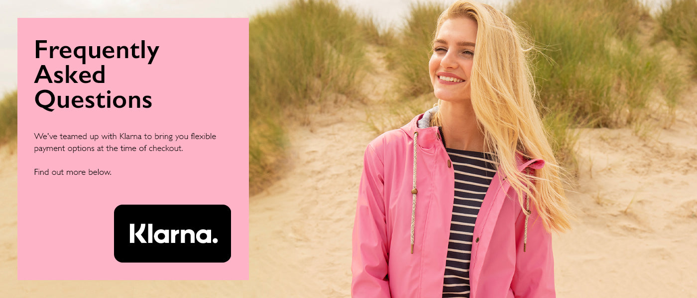 Buy Now Pay Later with Klarna.