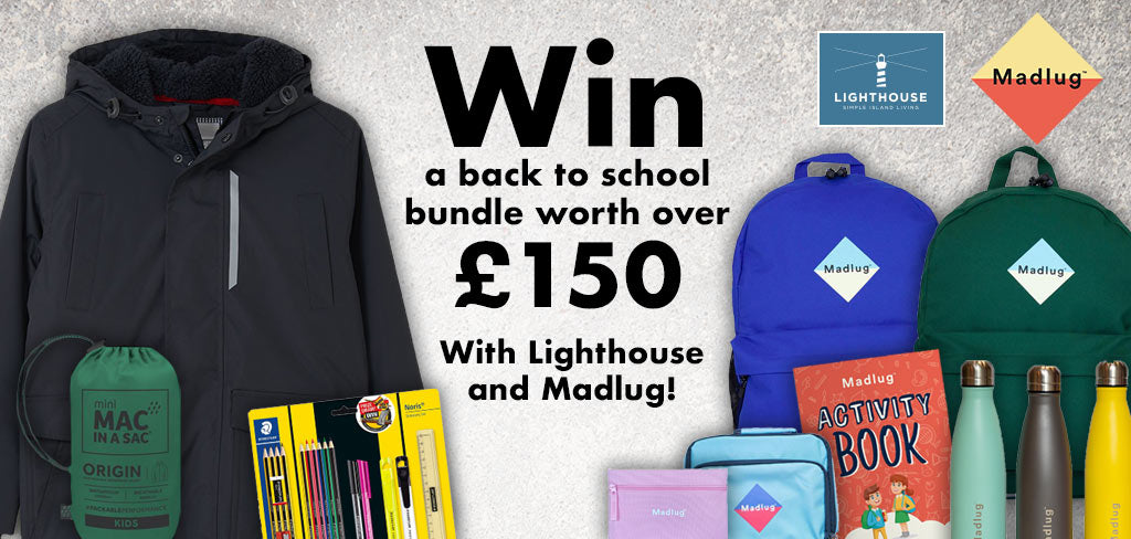 The Great Back To School Giveaway!