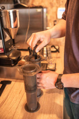 Sea Shed Coffee - Aeropress Brew