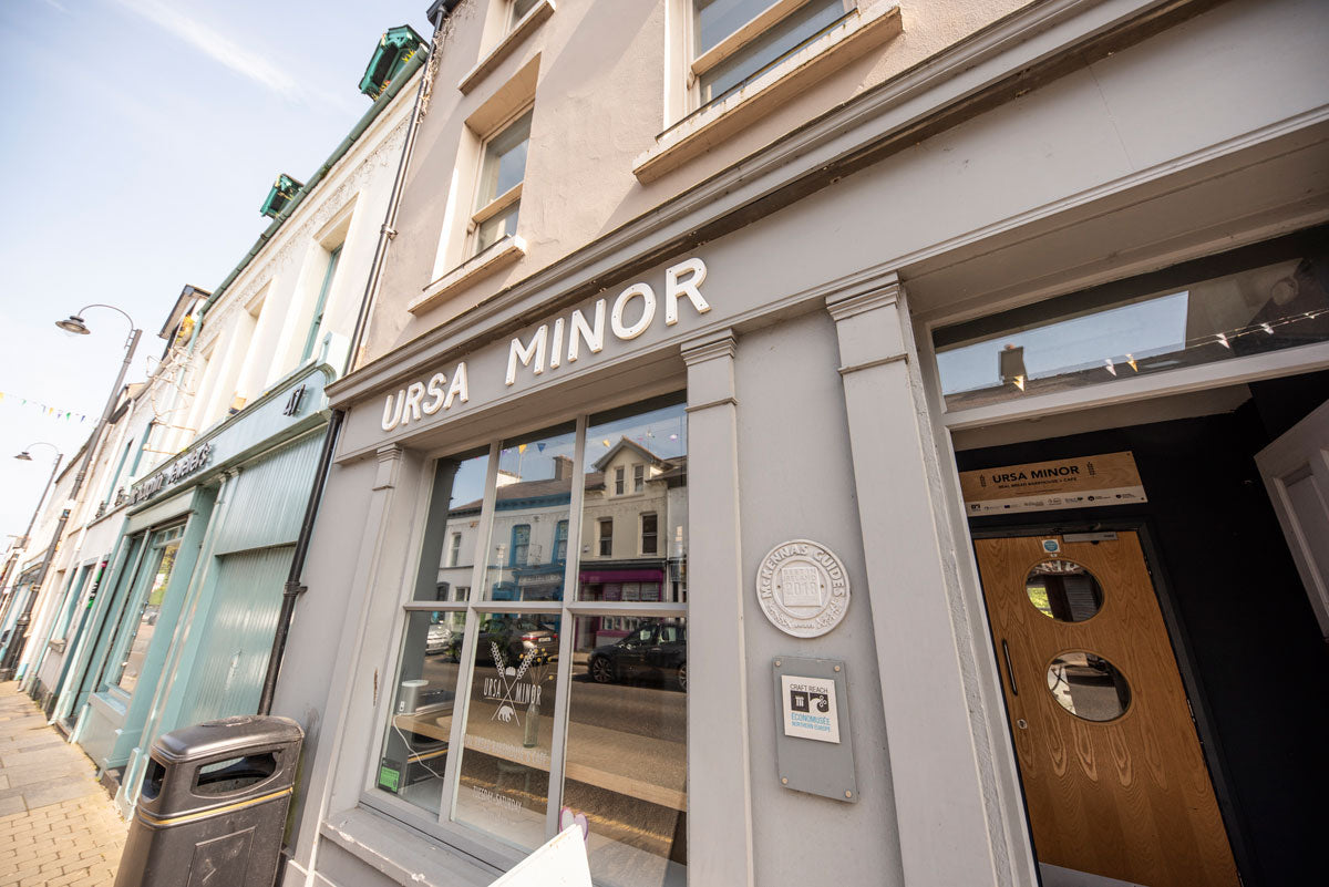 Ursa Minor - Real Bread. Real Coffee. Real Cake.  Ballycastle