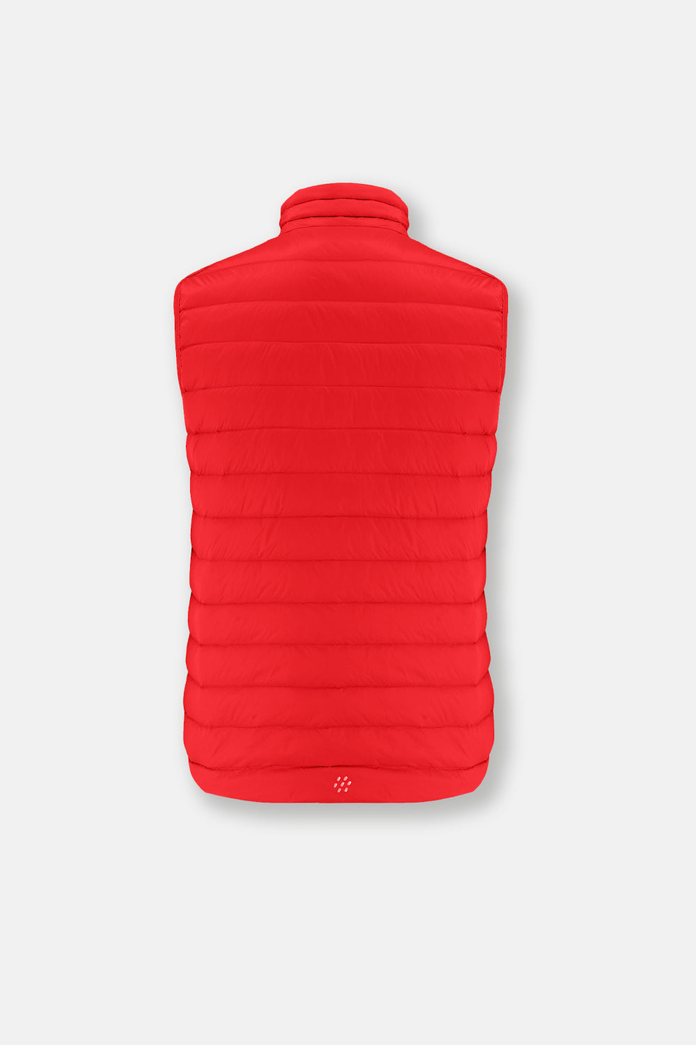 Alpine Mens Down Gilet - Red