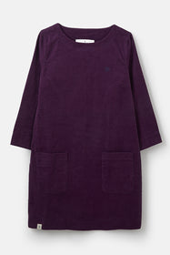 Anna Dress - Blackcurrant