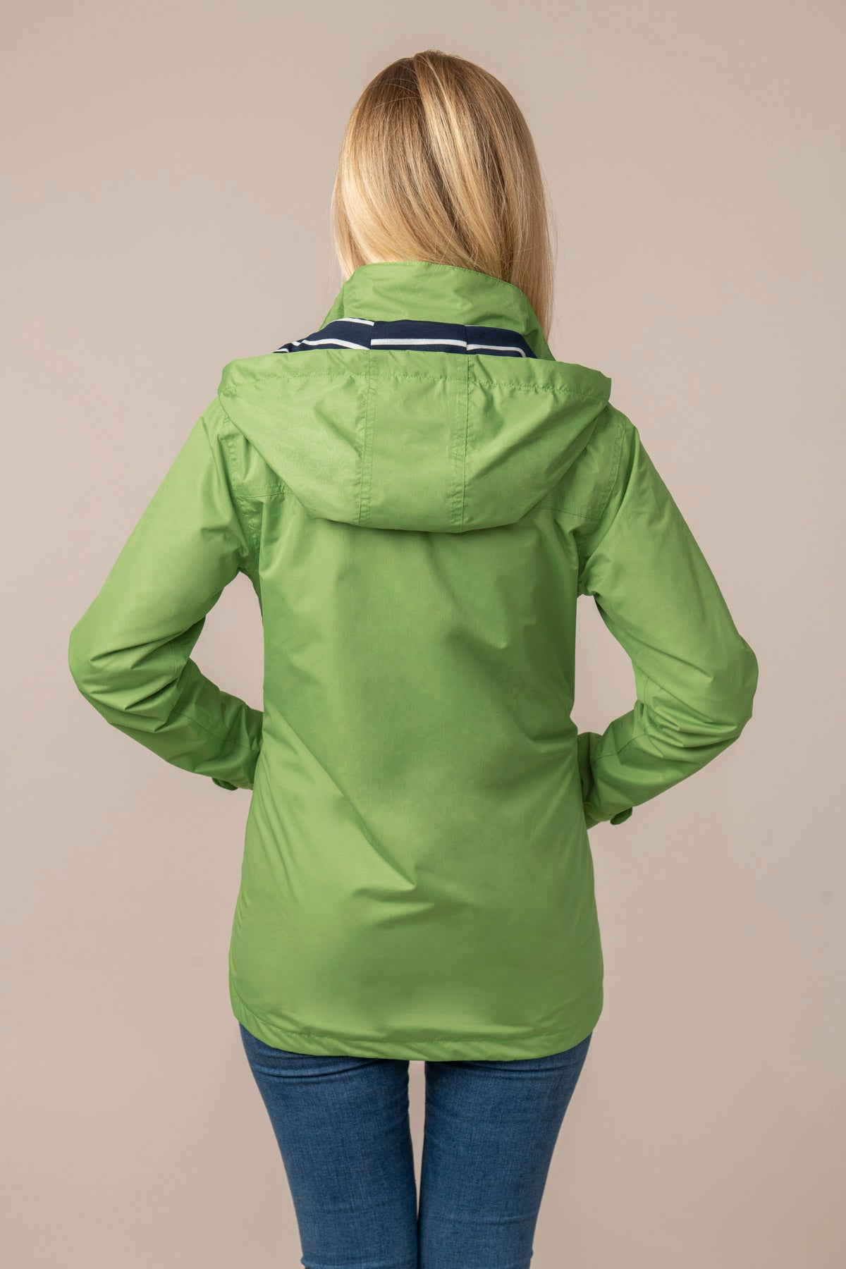 Beachcomber Jacket - Meadow Green