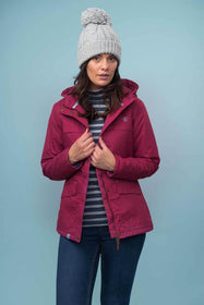 Beaufort Jacket - Bramble
