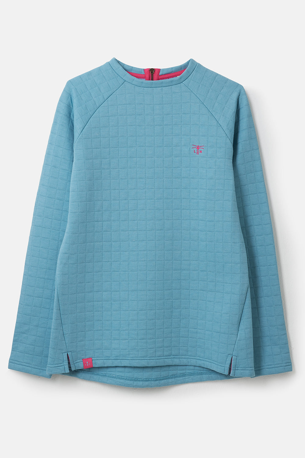 Lighthouse Billow - Womens Warm Jumper - Blue