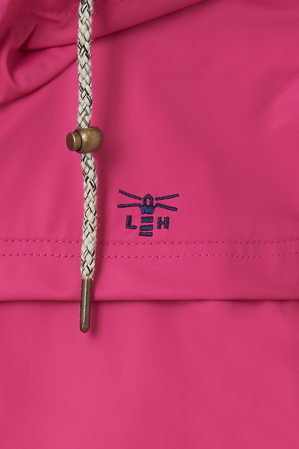 Short Bowline Jacket - Raspberry