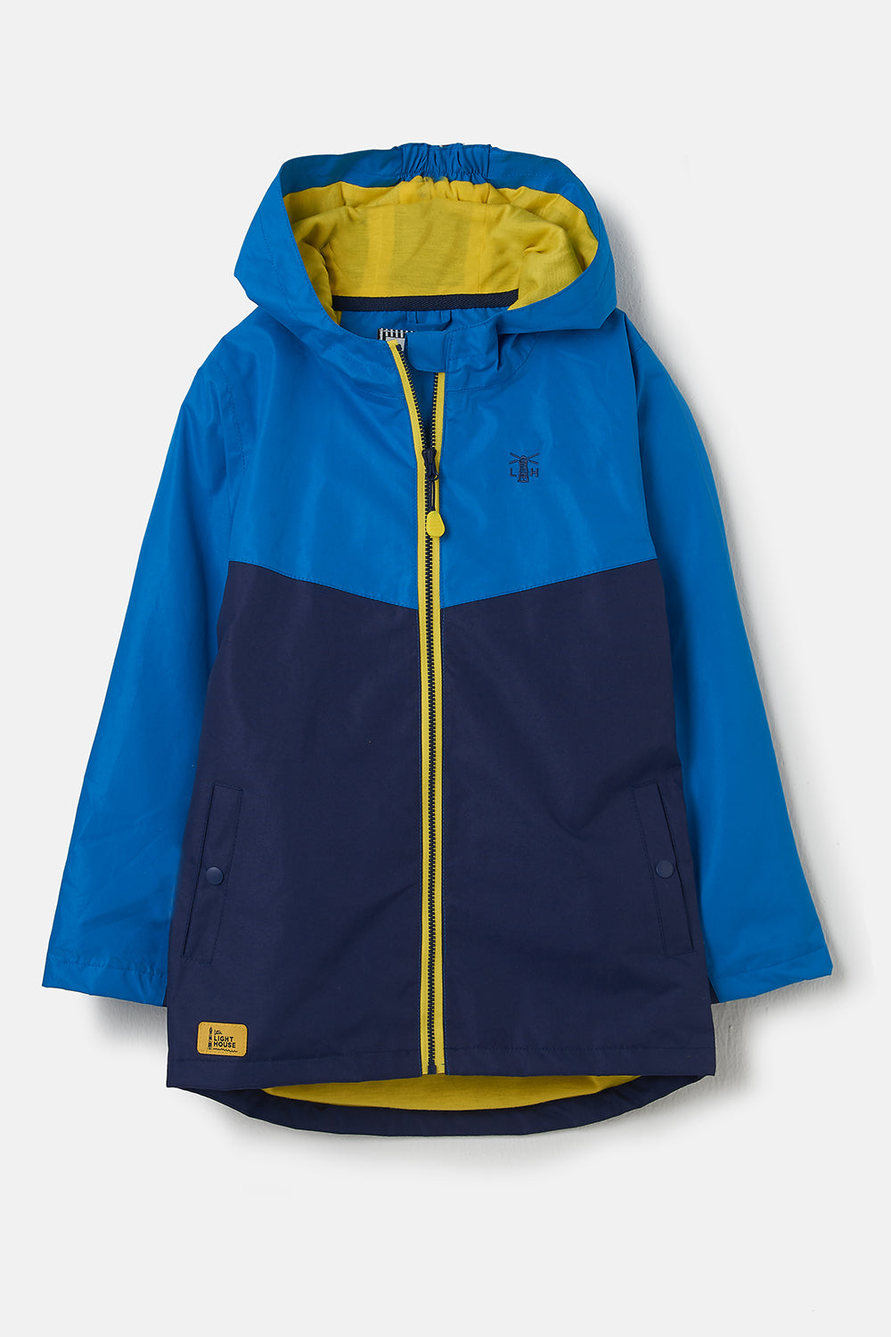 Luke Jacket - Ocean Blue Navy