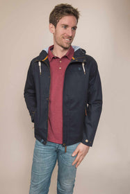 Drifter Jacket - Navy