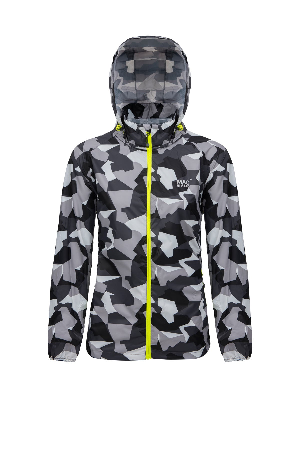 Origin Jacket - White Camo Edition