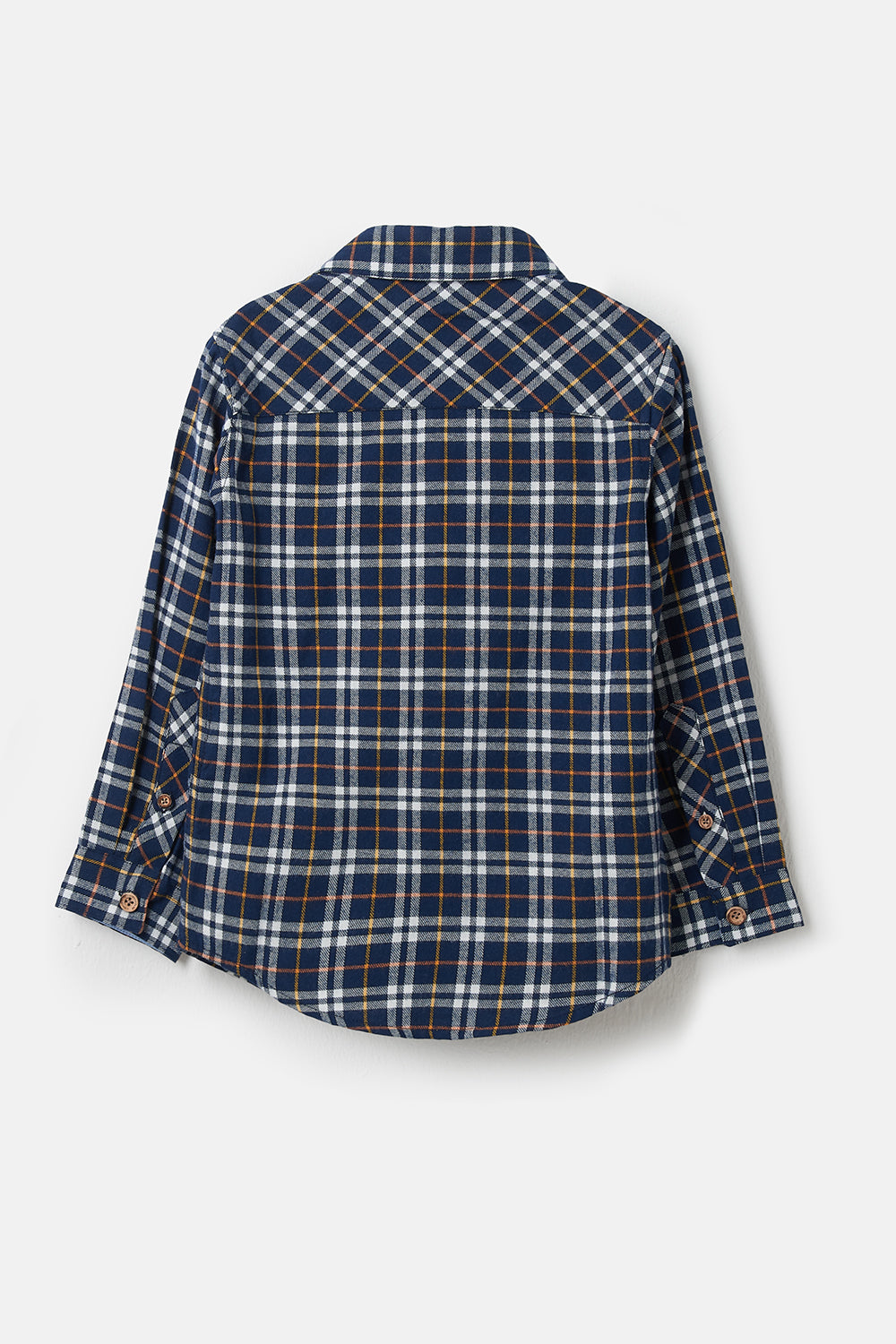 Elliot Shirt - Eclipse Check