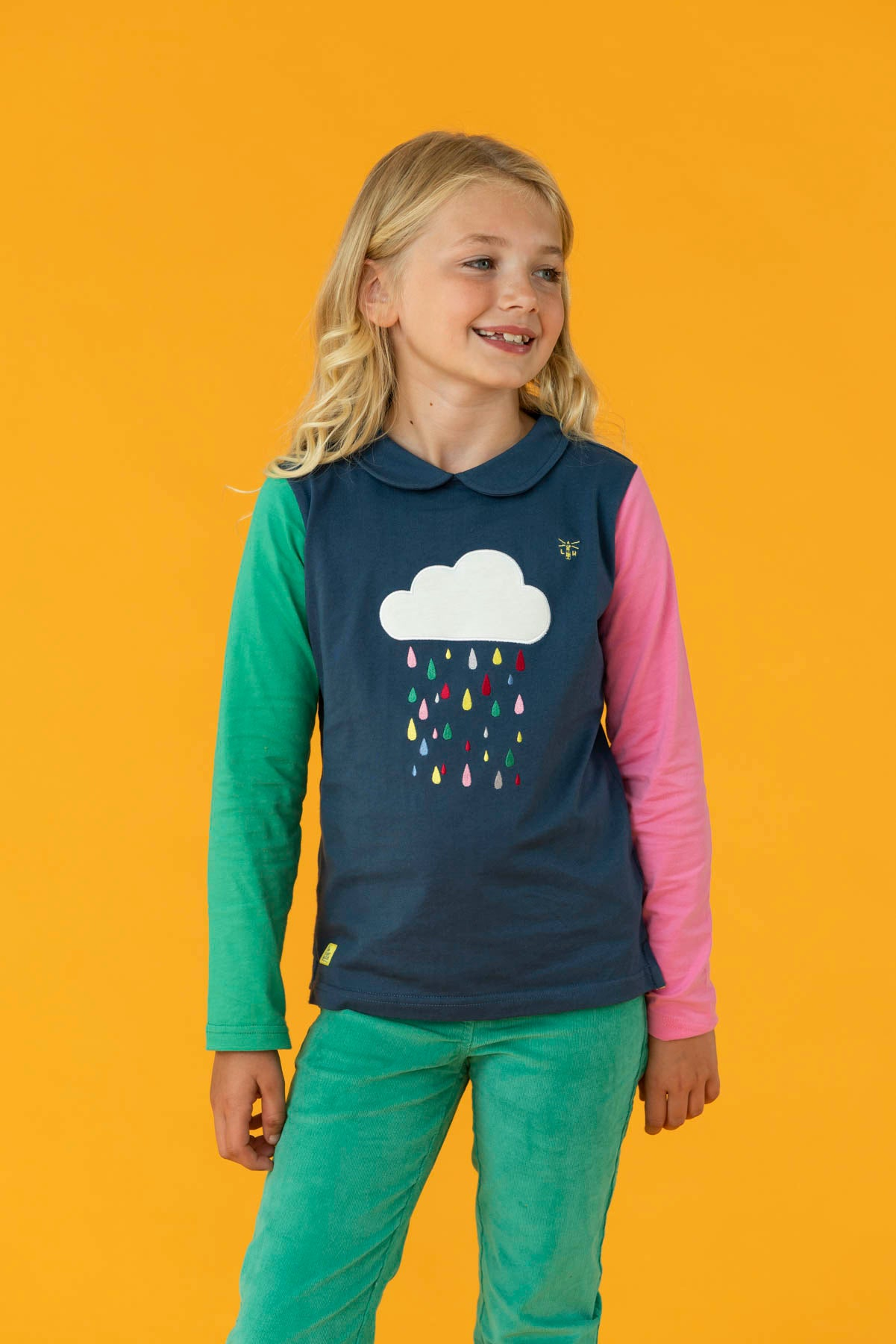 Lighthouse Girls Emmie Cotton Top