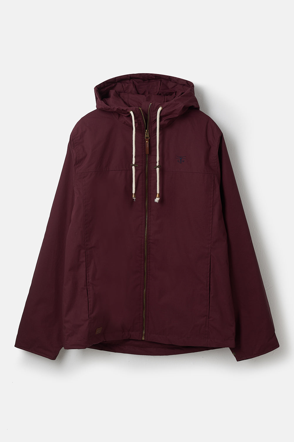 Faroe Coat - Oxblood