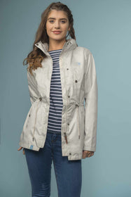 Fran Jacket - Harbour Mist
