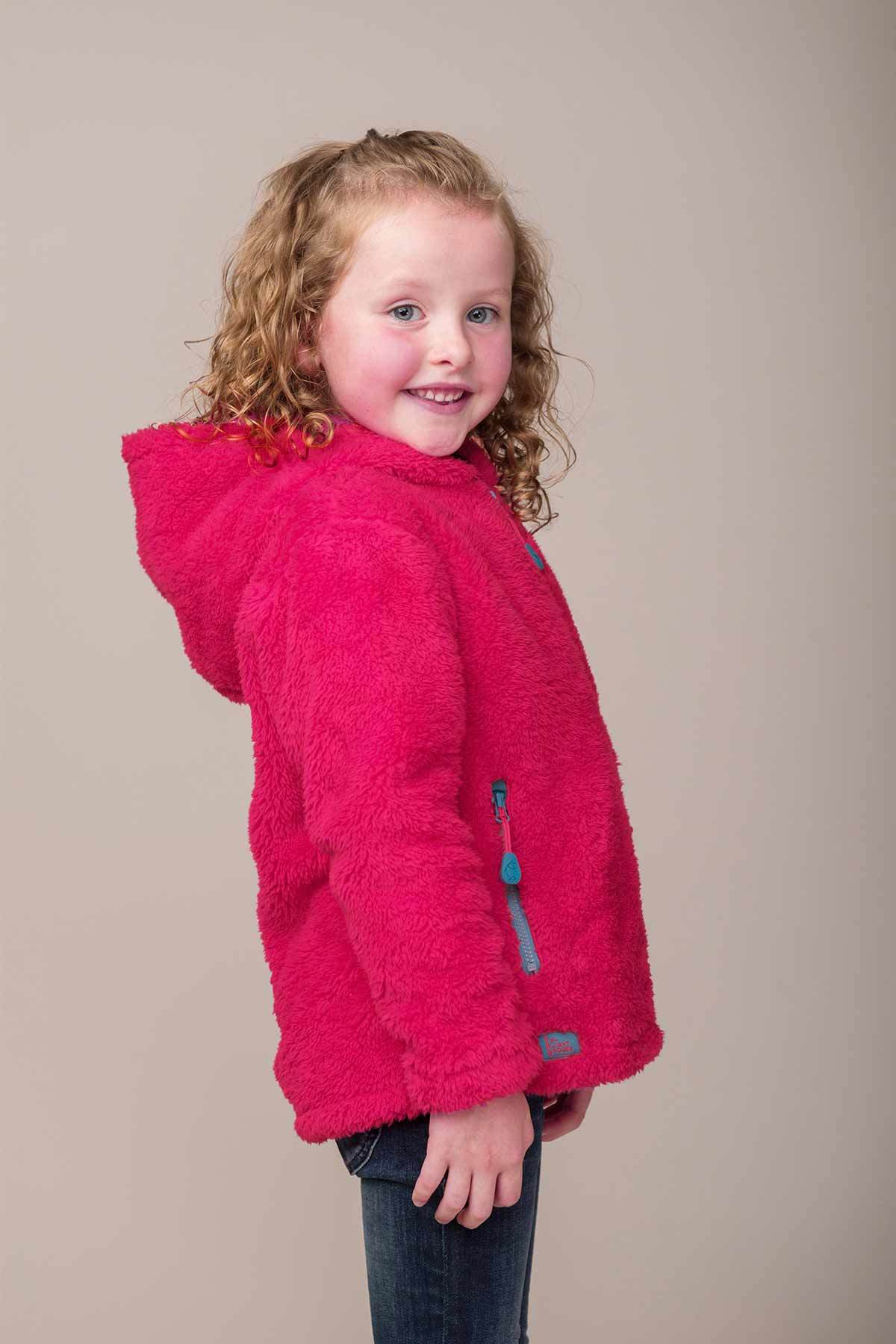 Gracie Fleece - Pink